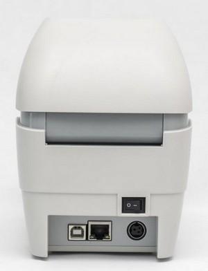 Impressora para imprimir pulseiras de identificação